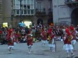 Basque Dancing in Mondragon (Arrasate)