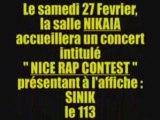 Mobilisation contre un concert de rap anti-français à Nice