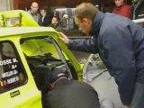 Vie stand 4 aux 24h 24' 2cv à Francorchamps 2008