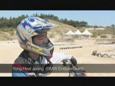 BMW G450X Test Drive and Race