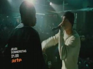 Eminem sur ARTE : 8 Mile