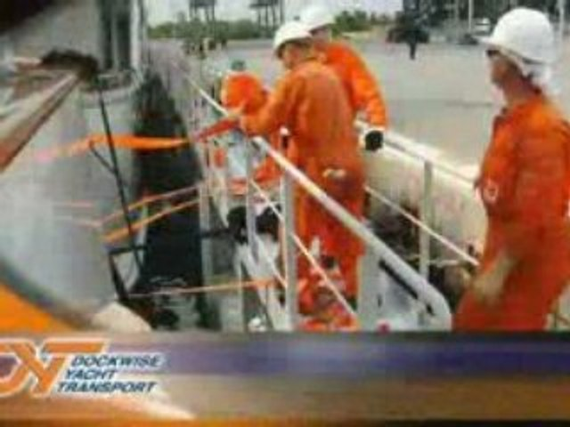 Dockwise Yacht Transport Services