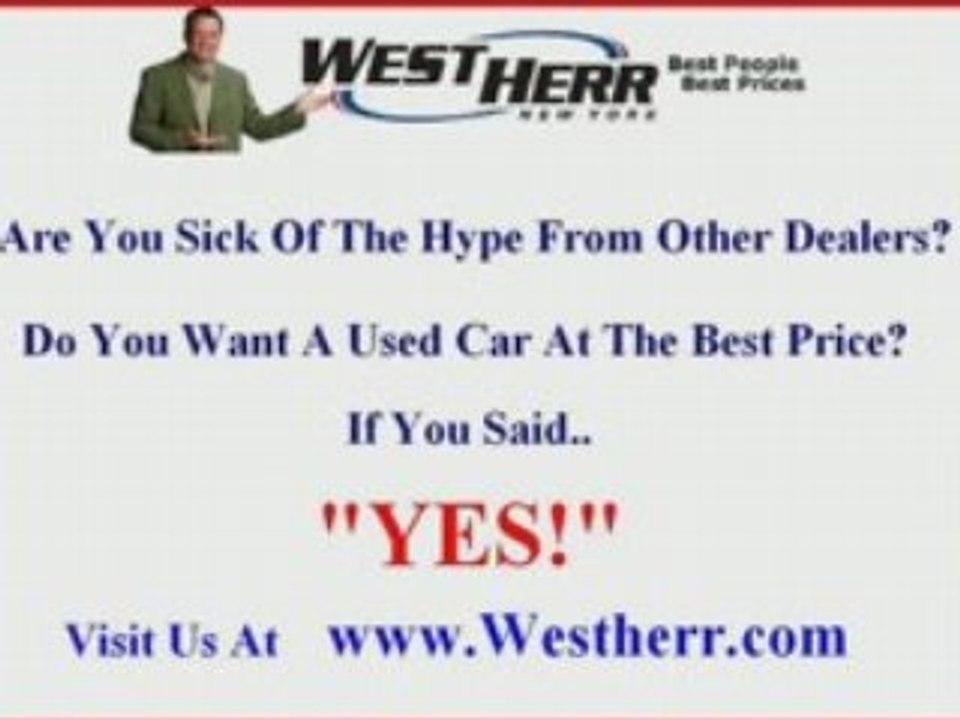 West Herr Used Cars >> Used Cars Wny