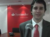 Ganadores Becas Santander 2008