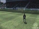 FIFA 09 / But en chargement