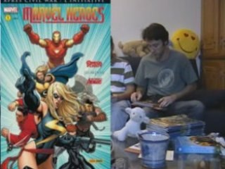 Basic Chronicles 6 - Mighty Avengers