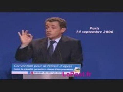 Sarkozy fan... des subprimes ;-)