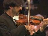 Leonidas Kavakos joue le concerto pour violon de Sibelius