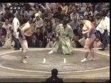 Prise de sumo: Hikiotoshi