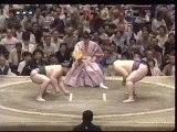 Prise de sumo: Yorikiri