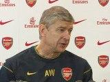 Arsene Wenger on Arsenal, England and WAGS