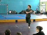 démo club art martiaux saint cricq 2008