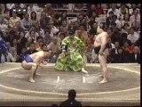 Prise de sumo: Kotenage