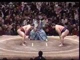 Prise de sumo: Uwatehineri