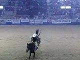 Rodéo à cheval