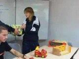 Ouverture des cadeaux - 18 ans Laurianne - Lolo - JSP33127