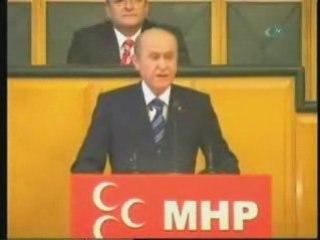 MHP Devlet Bahçeli Konuşması 86326