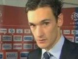 """Hugo Lloris """"C'était pas évident..."""" Lyon - Lille - Foot L1"""