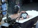 Baignoire roulante