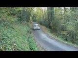 Rallye Haute Saone 2008 Mes meilleurs passages !