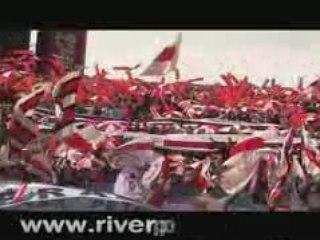 Salida de River a la Cancha - River vs Boca 19/10/2008