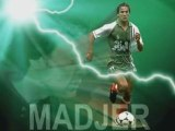 Rabah Madjer C'est lui  la Talonnade à la Madjer  et oui !!!