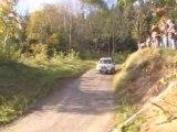 Videos rallye de haute saone 2008