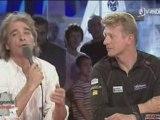 Titouan lamazou - Jean Pierre Dick - TV Vendée Globe