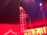 L'equilibriste du cirque Zavatta