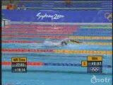 le plus mauvais nageur dans l'histoire des jeux olempique