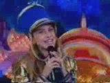 """Lana (Paquita 2000 Cantando """"Era Uma Vez"""" no Xuxa Park"""