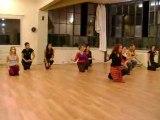 cours danse orientale ins school 2008