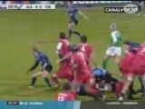 Rugby : Le stade toulousain retrouve ses couleurs