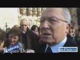 """Jacques Delors : """"Soeur Emmanuelle brûlait d'amour pour nous"""