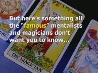 Mentalism Magic