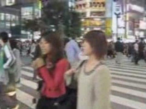 Et si on traversait la rue à Shibuya ?