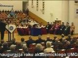 Lublin: Inauguracja w UMCS