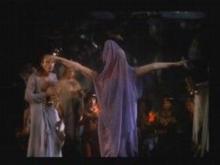 Danse 7 voiles Salomé Strauss