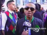 BOW WOW AT BET HIP HOP AWARDS RED CARPET
