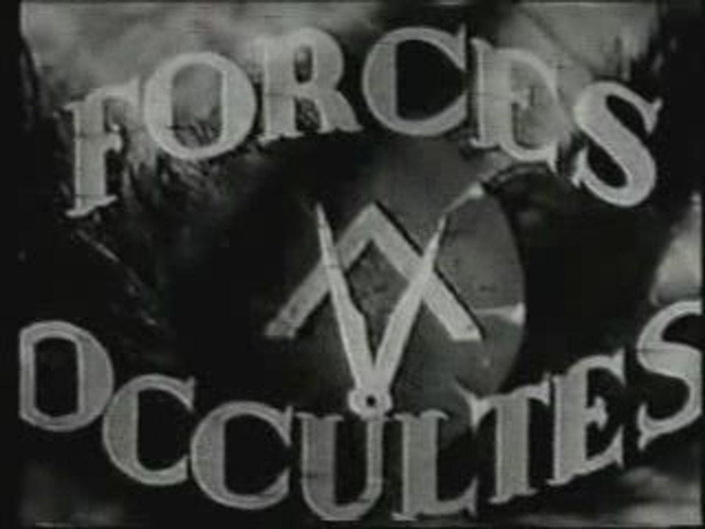 Resultado de imagem para forces occultes (1943)