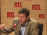 Geoffroy Roux de Bézieux invité de RTL (24/10/08)