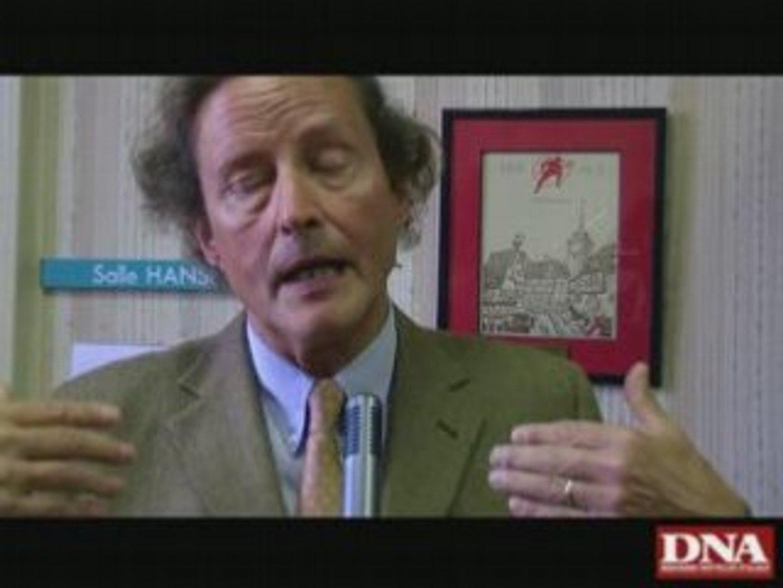 Interview Paul Helms, président comission spéciale