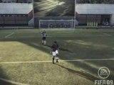 RONALDINHO BUT FIFA 09 arène ! INCROYABLE kills