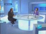 Julien Dray invité de France24