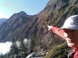 Entraînement montagne massif des écrins Jaky et Yves