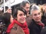 Concert dans le metro de Paris !!