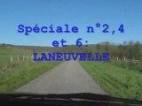 Recos: Rallye de Bourbonne les Bains 2008, ES de LANEUVELLE