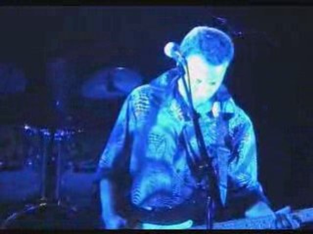 The Machine - Forgotten bones - Live 2004