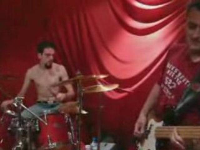 The Machine - Sup Air - Répétition 2007