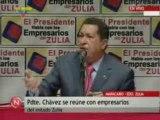 Chavez denuncia a Manuel Rosales